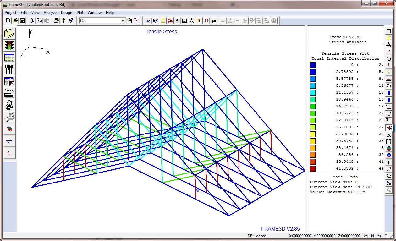 Photo of software package for structural analysis